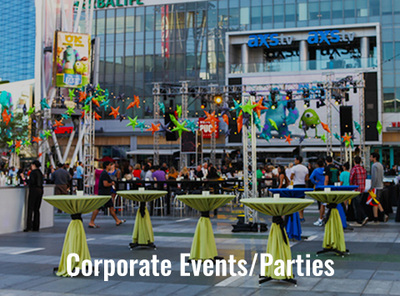 Corporate Events/Parties